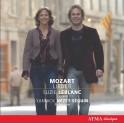 Mozart : Lieder / Suzie LeBlanc & Yannick Nézet-Séguin