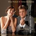 Grieg : Oeuvres pour duos de piano