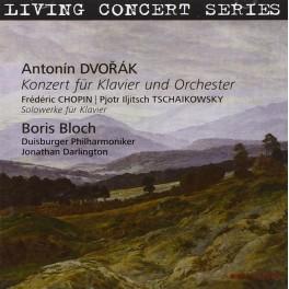 Dvorak : Concerto pour piano