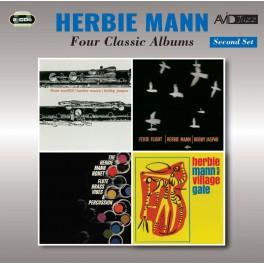 Four Classic Albums / Herbie Mann