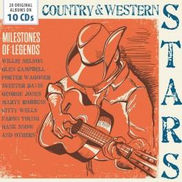 Milestones Of Legends / Country & Western Stars