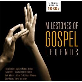 Milestones of Gospel Legends