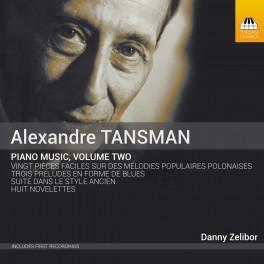 Tansman, Alexandre : Musique pour piano - Vol.2
