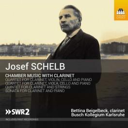 Schelb, Josef : Musique de chambre avec clarinette