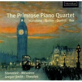 Oeuvres de Hurlstone, Quilter, Dunhill & Bax / Primrose Piano Quartet