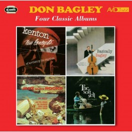 Four Classic Albums / Don Bagley