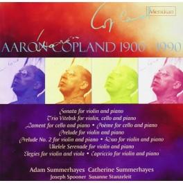 Copland : Musique de Chambre