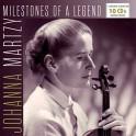 Milestones of A Legend / Johanna Martzy