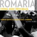 Romaria, Musique chorale du Brésil