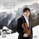 Reflets, Oeuvres russes et françaises pour violon et piano