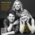 Bernstein, Schnyder, Gershwin & Kapustin : Trios avec piano
