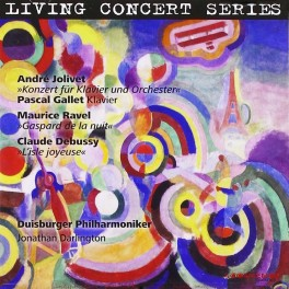 Jolivet - Ravel - Debussy : Oeuvres orchestrales