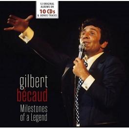 Milestones of A Legend / Gilbert Bécaud