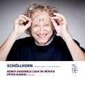 Schöllhorn, Johannes : Anamorphoses pour Ensemble