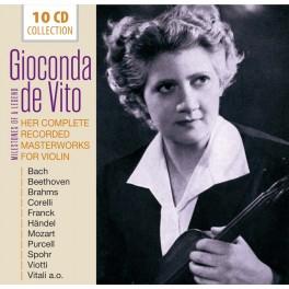 Milestones of A Legend / Gioconda de Vito