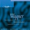 Wagner : Ouverture de concert n°2, Wesendonck-Lieder et Symphonie en ut majeur
