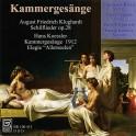 Klughardt - Koessler : Mélodies et Musique de Chambre