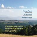Brahms - Schumann - Dukas : Musique de chambre pour pianoforte