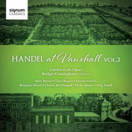 Haendel à Vauxhall, Vol.2