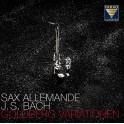 Bach : Les Variations Goldberg BWV 988 / Aux Saxophones