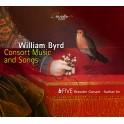 Byrd : Musique pour Consort et Musique vocale