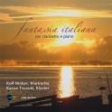 Fantasia italiana pour clarinette et piano