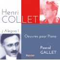 Collet, Henri : Oeuvres pour Piano