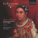 Arca de Musica - La Musique Instrumentale en Nouvelle-Espagne Vol.1