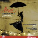 Mozart : Concertos n°11 & 12 / Janina Fialkowska