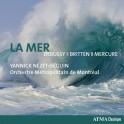 Debussy - Britten - Mercure : La Mer