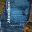Brahms : Oeuvres pour piano / Daria Kameneva