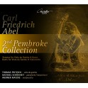 Abel, Carl Friedrich : 2nd Pembroke Collection, sonates for Viola da Gamba & Basse