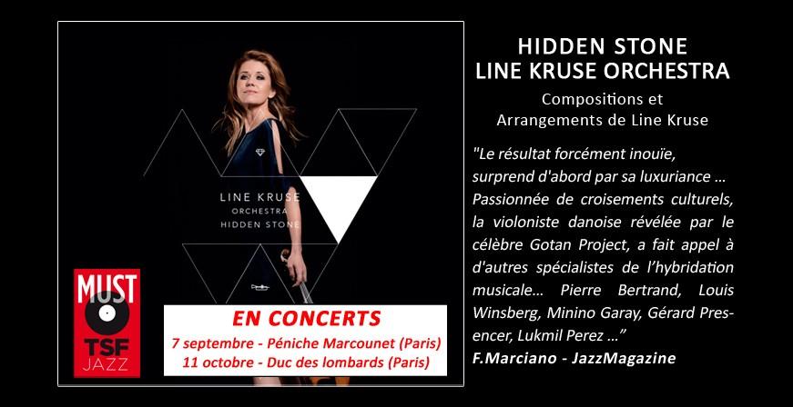 Hidden Stone / Line Kruse Orchestra