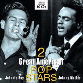 2 Great American Pop Stars / Johnnie Ray & Johnny Mathis
