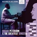 Milestones of Jazz Legends - The Greatest Singers / Oscar Peterson