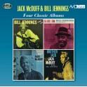Four Classic Albums / Jack McDuff & Bill Jennings