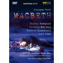 Verdi : Macbeth / Opernhaus Zurich, 2001