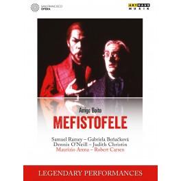 Boito : Mefistofele / Opéra de San Francisco, 1989