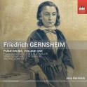 Gernsheim, Friedrich : Musique pour piano - Volume 1