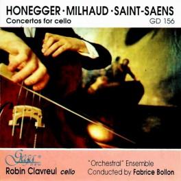 Trois Concertos pour Violoncelle