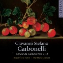 Carbonelli, Giovanni Stefano : Sonate da Camera n°7 à 12