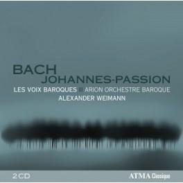 Bach : La Passion selon Saint-Jean / Les Voix Baroques