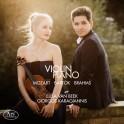 Mozart - Bartok - Brahms : Sonates pour violon et piano