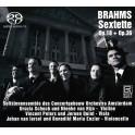 Brahms : Sextuors Op.18 et Op.36
