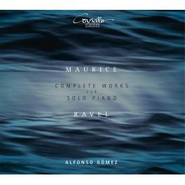 Ravel : Intégrale de l'Oeuvre pour piano