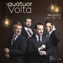 Mozart : Quatuors à cordes / Quatuor Volta