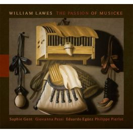 Lawes : The Passion of Musicke