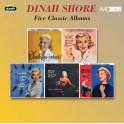 Five Classic Albums / Dinah Shore