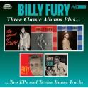 Three Classic Albums Plus / Billy Fury