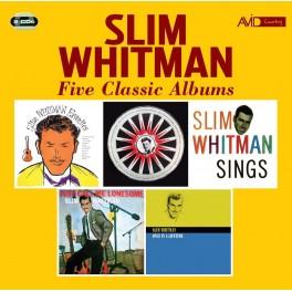 Five Classic Albums / Slim Whitman